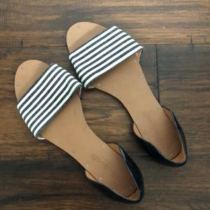 Madewell orsay flats size 6